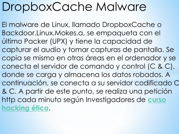 DropboxCache