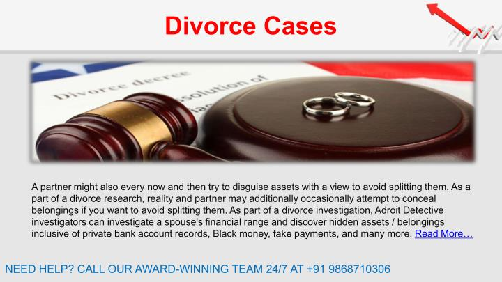 divorce research Research on marriage & divorce healthy divorce: how to make your split as smooth as possible separation and divorce are emotionally difficult events, but it is possible to have a healthy breakup.