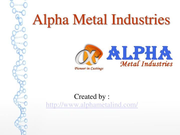Alpha Metal Industries