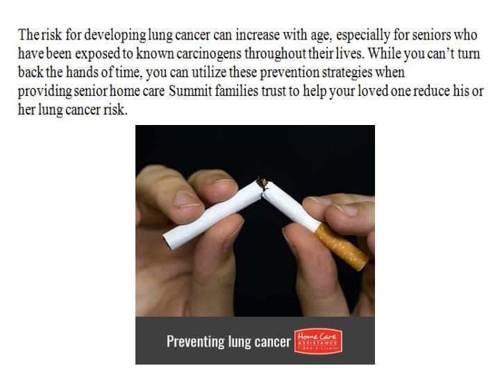 5 ways to help prevent lung cancer