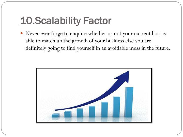10.Scalability