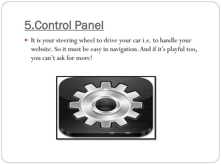 5.Control