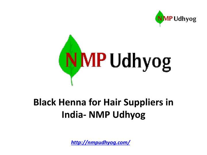 black henna for hair suppliers in india nmp udhyog