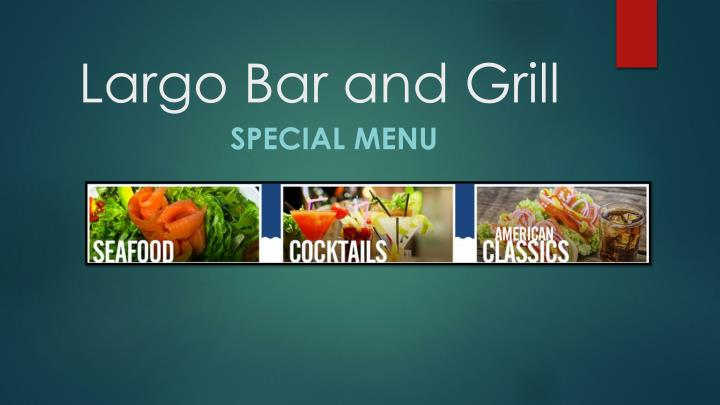 largo bar and grill n.