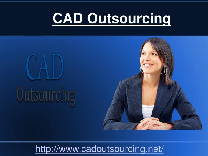cad outsourcing n.