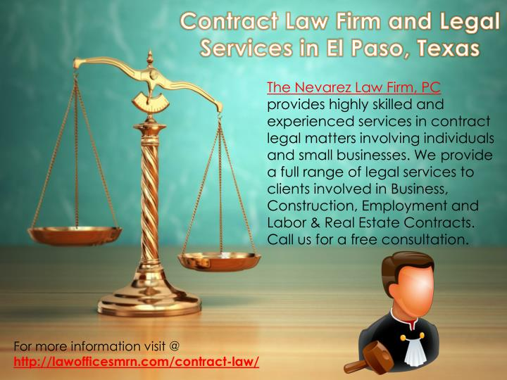 cotract law Contracts: the basics contract requirements to be enforceable by a court the purpose of the agreement must not violate the law.