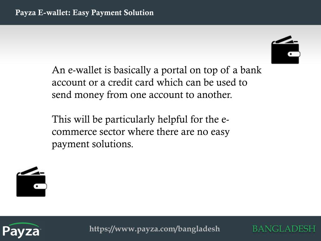 PPT - How to Use Payza E-Wallet During Internet Shopping in