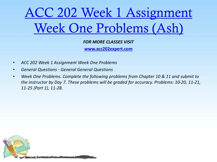 mle week 1 assignment Free essays on eng 125 week 2 assignment get help with your writing 1 through 30.