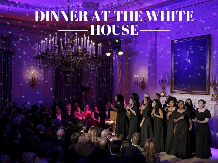 supper at the white house n.