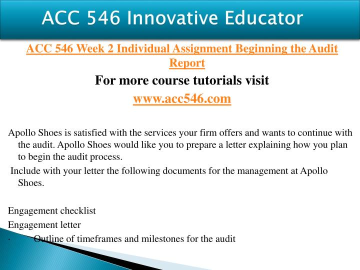 acc 546 With over 55,000 free term papers we have the writing help you need become a better writer in less time.