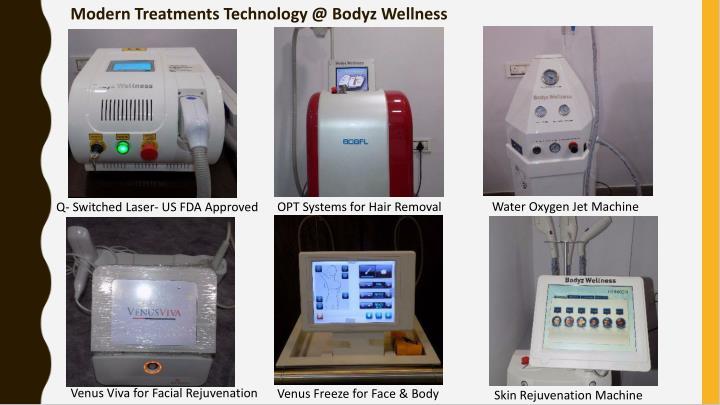 Modern Treatments Technology @