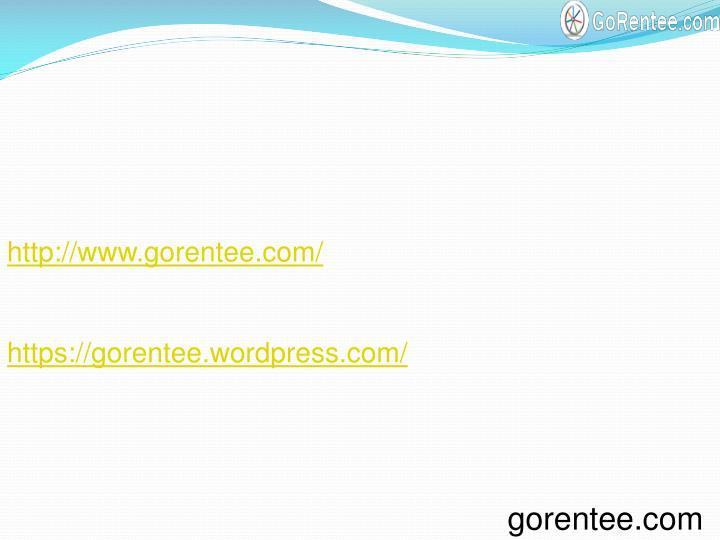 http://www.gorentee.com/