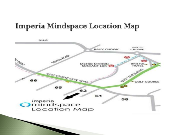 Imperia mindspace location map