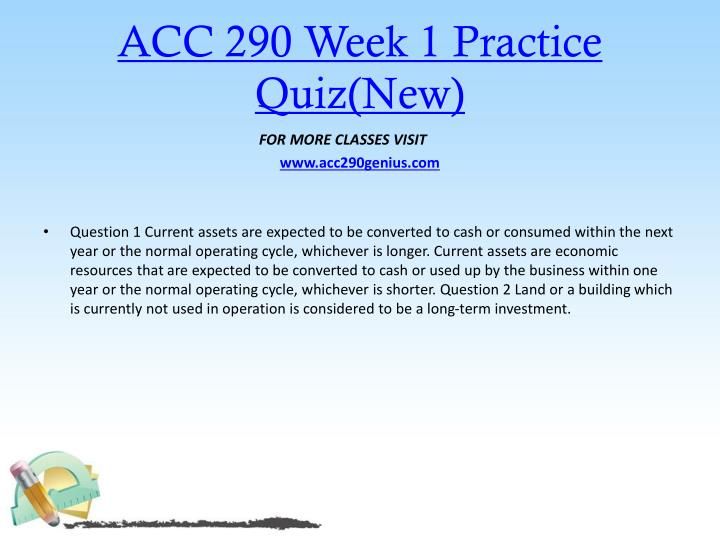 acc 290 week 3 waegelein consulting Study 7 acc 290 new flashcards from ken lumas started his own consulting firm, lumas .