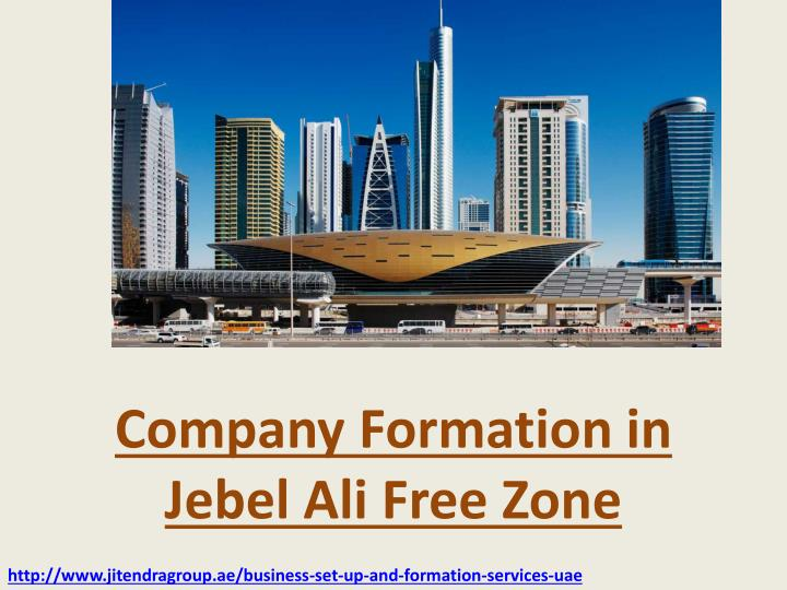 Company Formation in