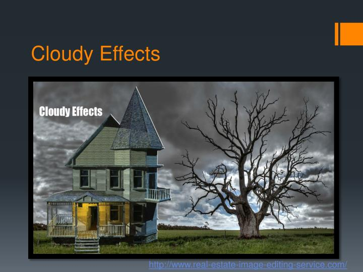 Cloudy Effects