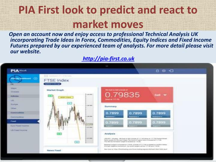 PIA First look to predict and react to