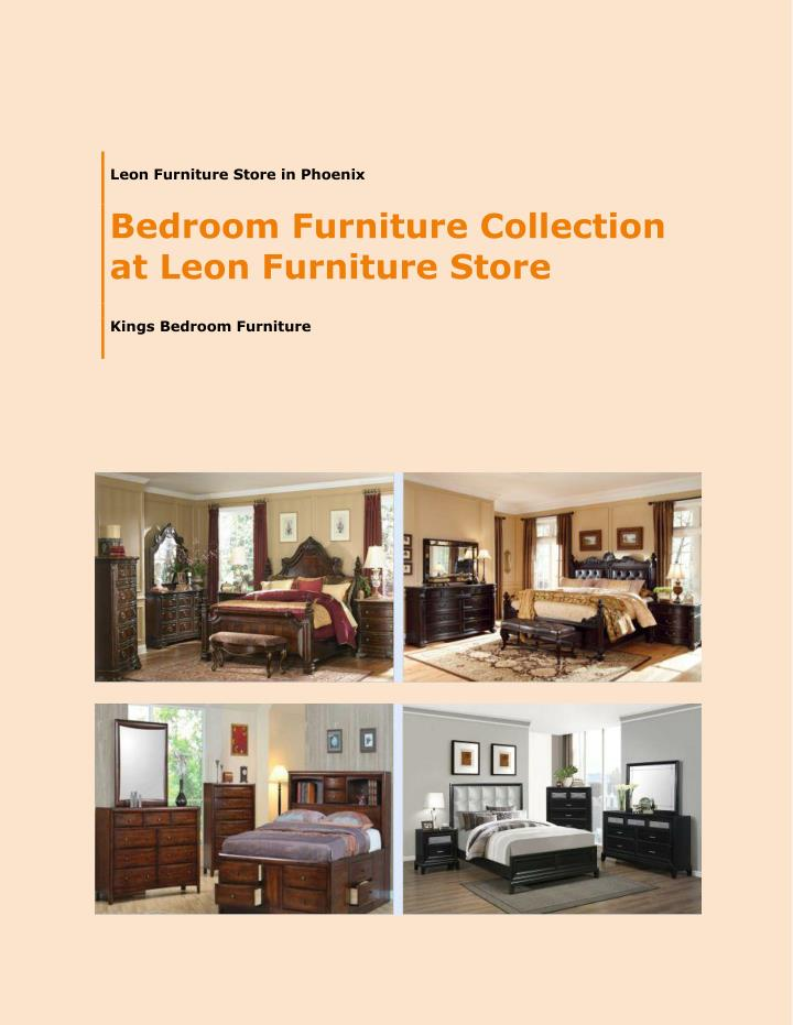 Leon Furniture Store In Phoenix