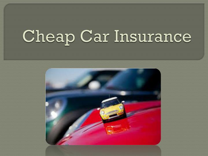 PPT - 5 Tips To Get Cheap Car Insurance For Young Drivers ...