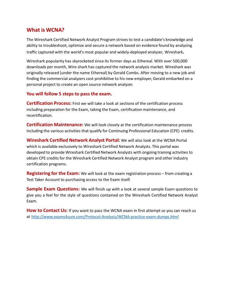 Ppt Wcna Dumps Powerpoint Presentation Id7317675