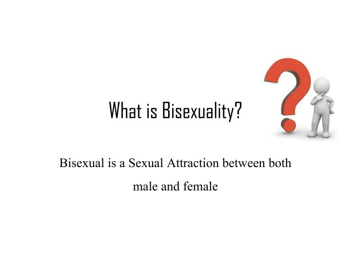 bisexuality politicised essay