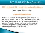 eco 100 guides real education4