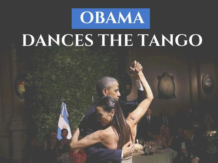 obama moves the tango n.
