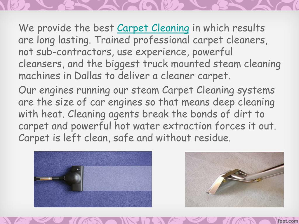 Ppt Reasons To Hire Cyclone Professional Cleaners