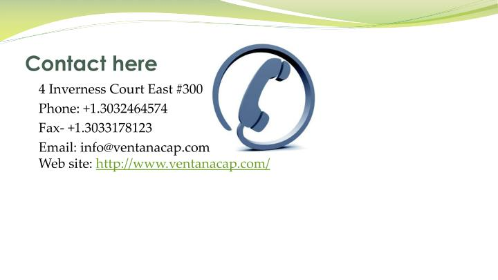 Contact here