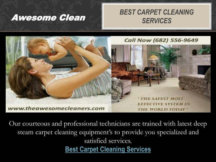 best carpet cleaning services n.