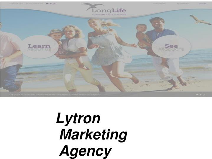 Lytron Marketing Agency