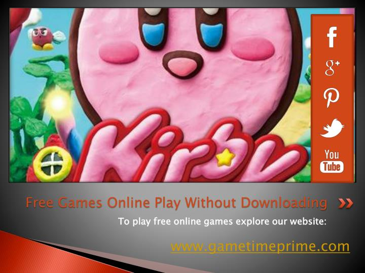 Free Games Online Play Without Downloading