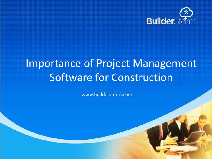 importance of project management software for construction n.