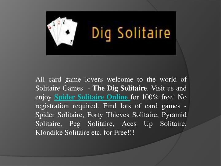 Spider solitaire: free online card game, play full-screen without.