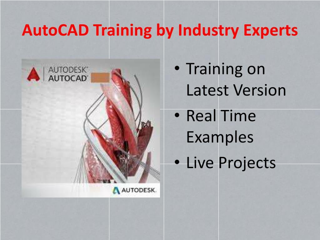 PPT - AutoCAD ETABS STAAD Pro Primavera Training & Jobs PowerPoint