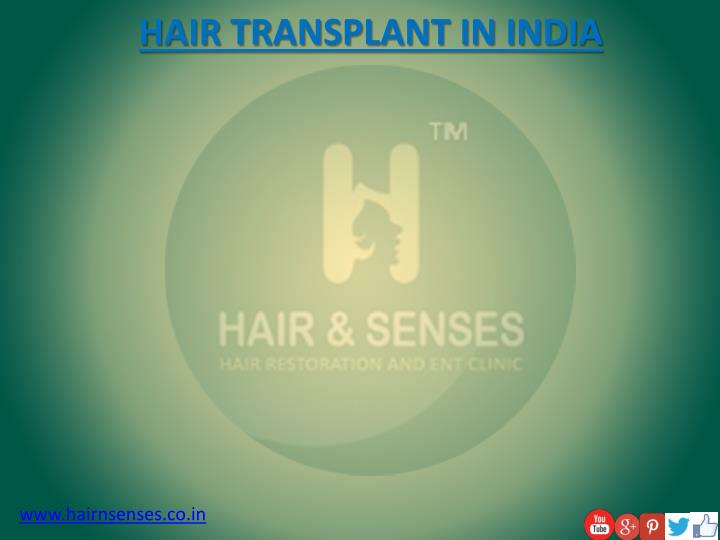 Ppt Eyebrow Hair Transplant In India Powerpoint Presentation Id