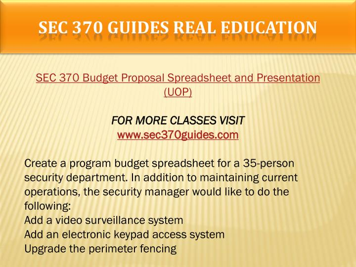 Sec 370 guides real education1