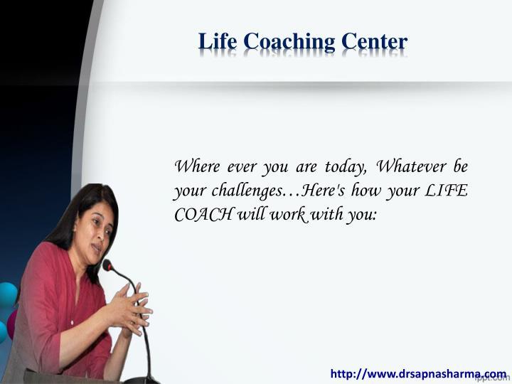 Life Coaching Center
