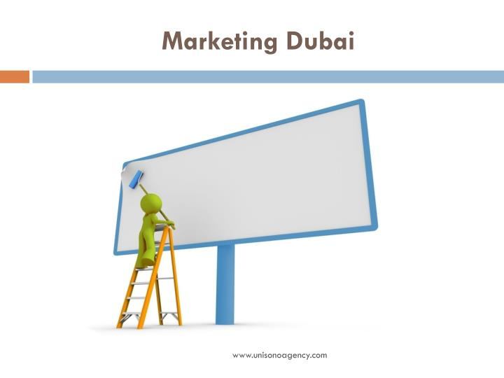 Marketing dubai