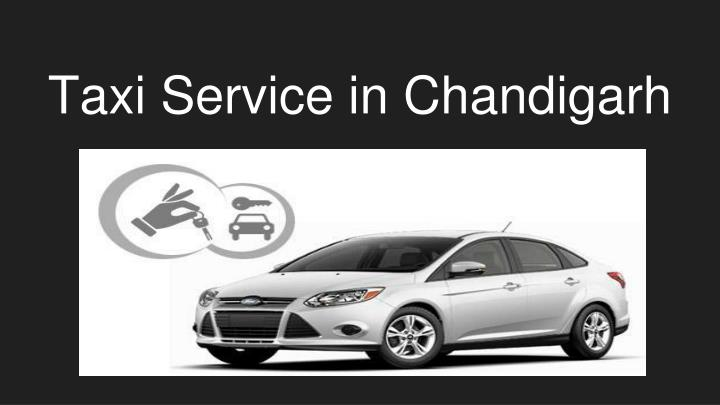 taxi service in chandigarh n.
