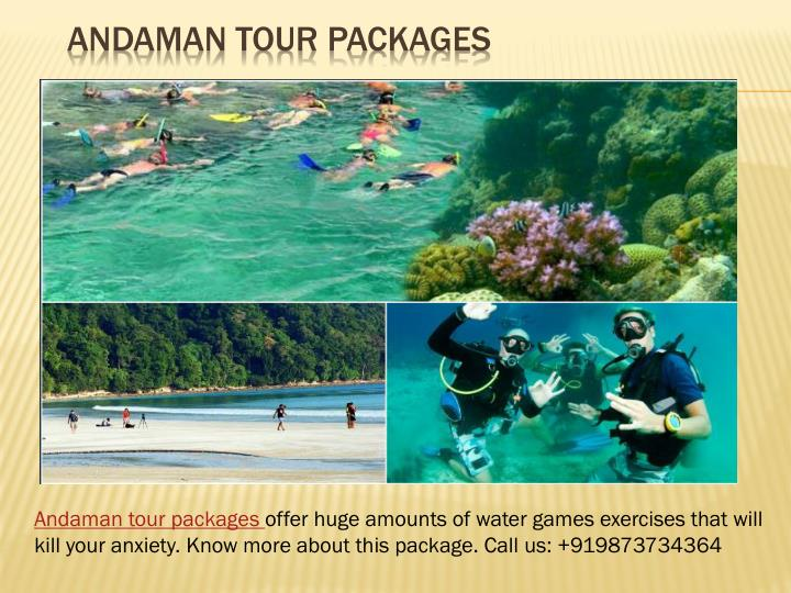 andaman tour packages n.
