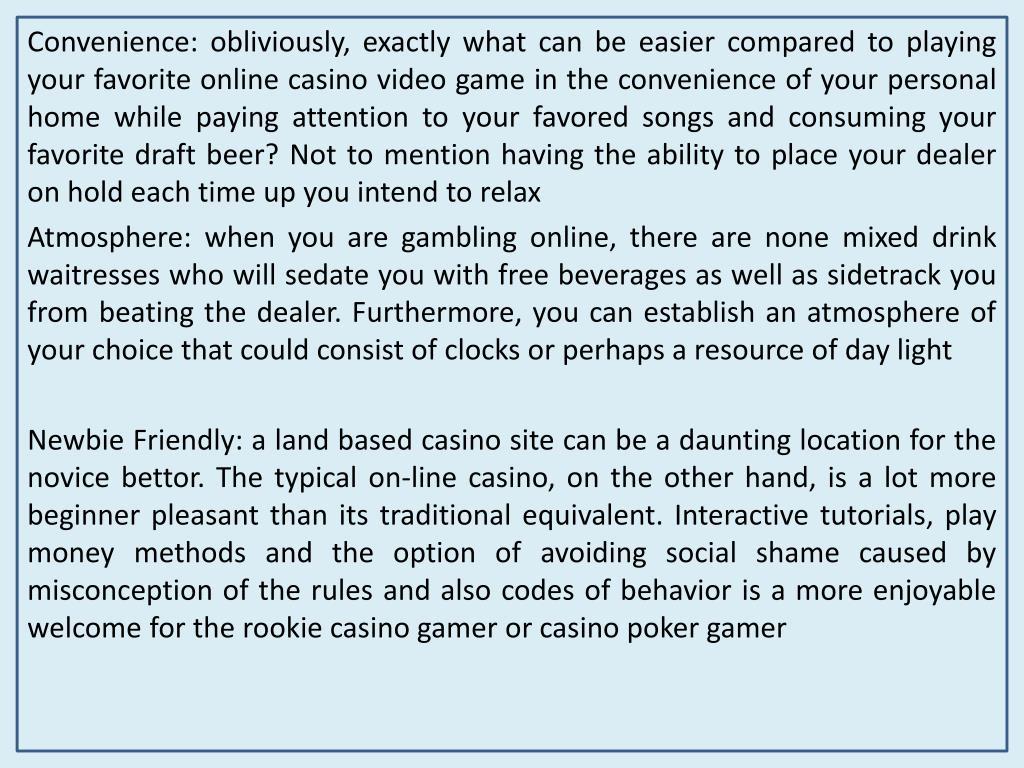 Ppt Oriental 303 Online Gambling Powerpoint Presentation Free Download Id 7326206