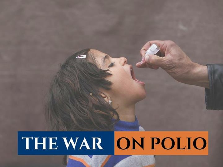 the war on polio n.