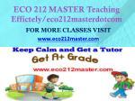 eco 212 master teaching effictely eco212masterdotcom1