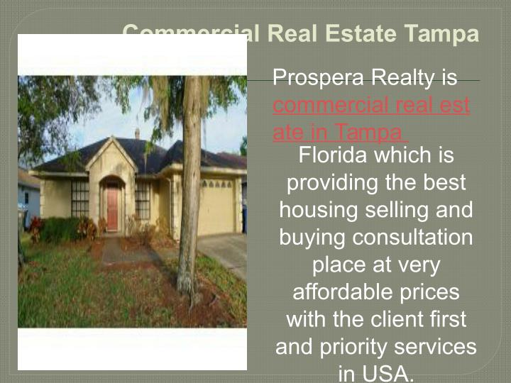 Commercial Real Estate Tampa