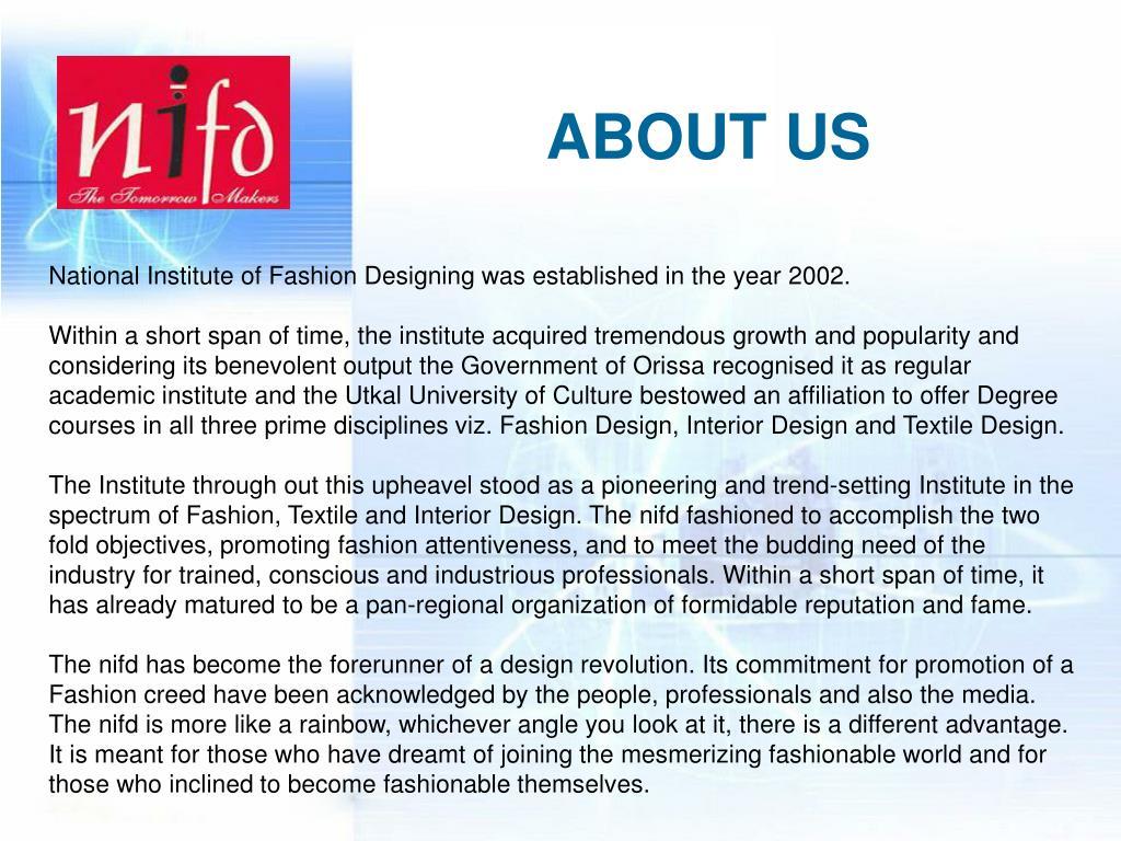 Ppt Fashion Institute In Bhubaneswar Powerpoint Presentation Free Download Id 7327922