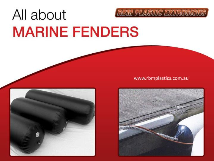 all about marine fenders n.
