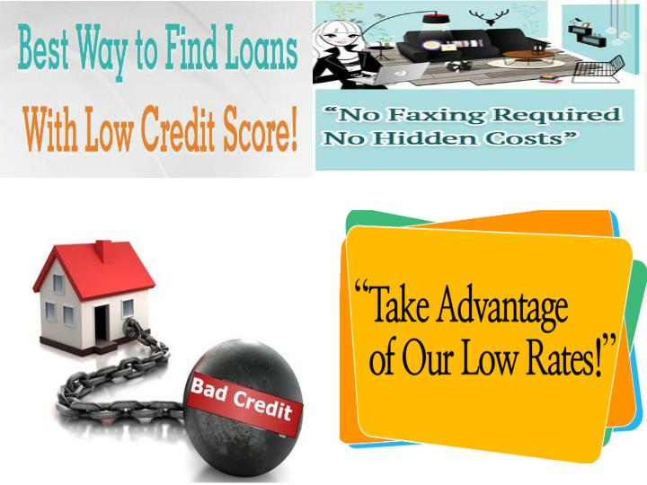 Loans for people with bad credit meet financial problems easily on time without any hurdle