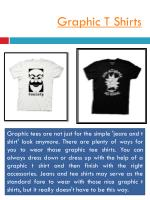 graphic t shirts2