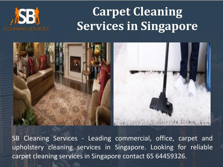 carpet cleaning services in singapore n.